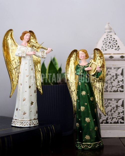 Dapitan Tiangge 2pc Orchestra Angels Multi Home Decor