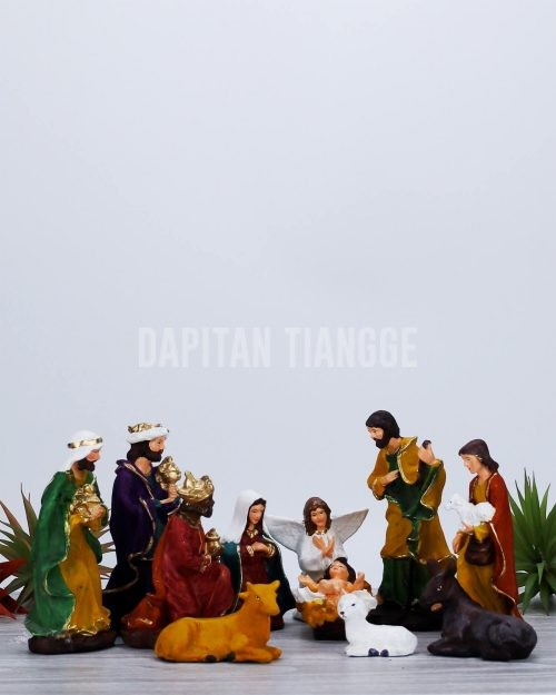 "Dapitan Tiangge 7"" Nativity Set"
