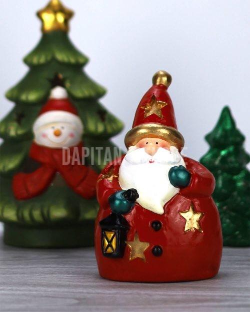 Charming Santa Claus Christmas Decor