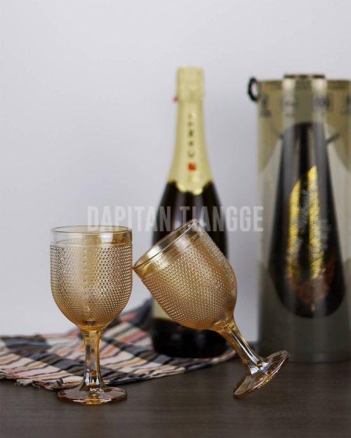 Dapitan Tiangge Classic Wine Goblet