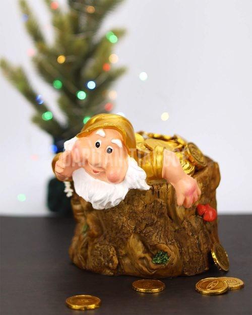 Dapitan Tiangge Dwarf Candy Bowl Christmas Decor