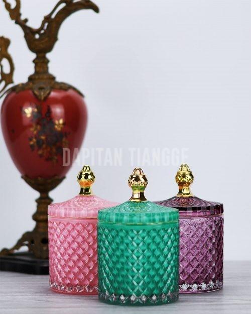 Dapitan Tiangge Glass Candy Jar