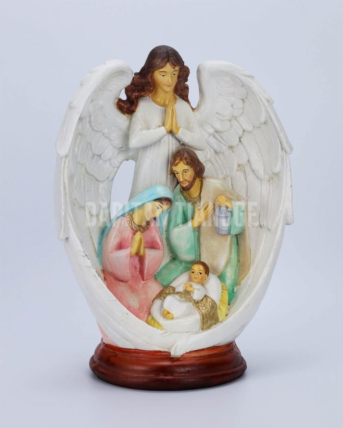 Dapitan Tiangge Holy Family with Guardian Angel Nativity Scene