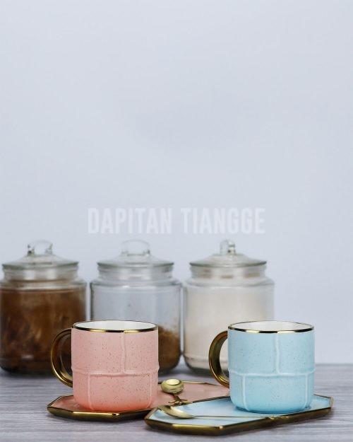 Dapitan Tiangge Macaron Cup Set