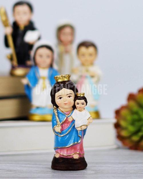 Dapitan Tiangge Mary Help of Christians Chibi Home Decor