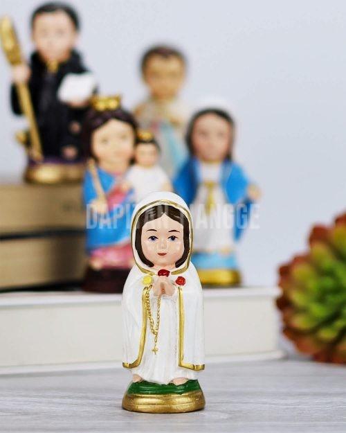 Dapitan Tiangge Our Lady of Fatima Chibi Home Decor