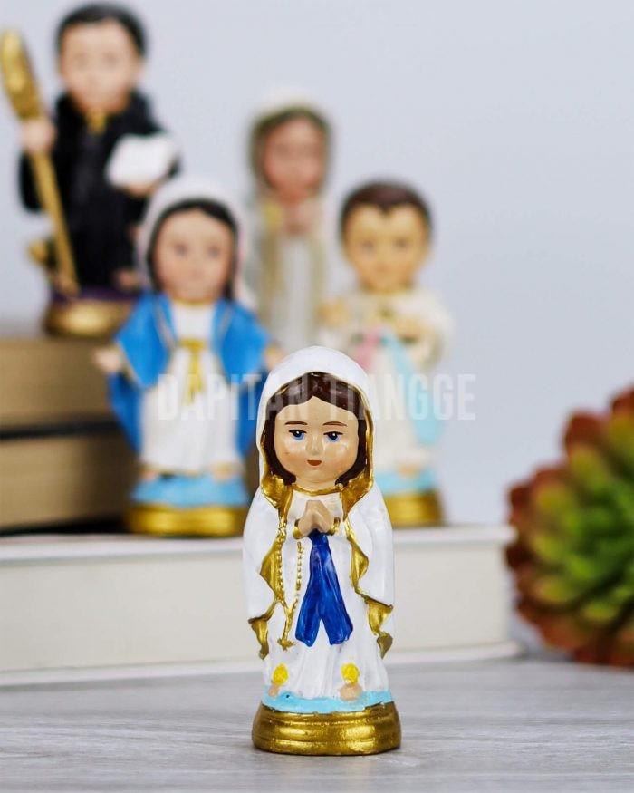 Dapitan Tiangge Our Lady of Lourdes Chibi Home Decor