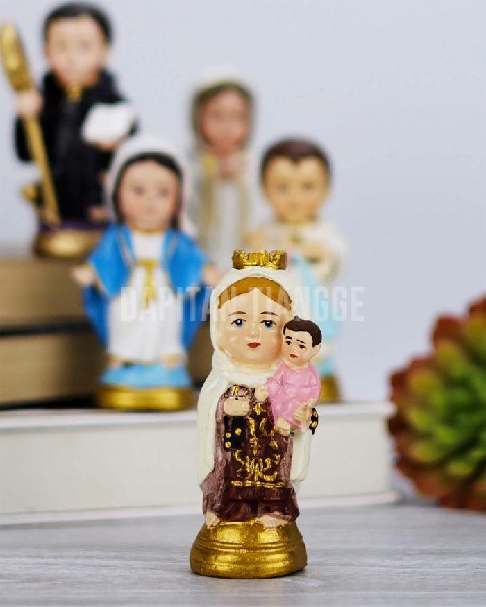 Dapitan Tiangge Our Lady of Mount Carmel Chibi Home Decor