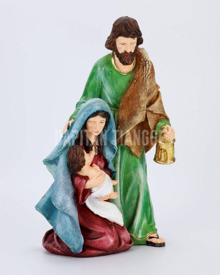 Dapitan Tiangge Pastel Holy Family Nativity Set