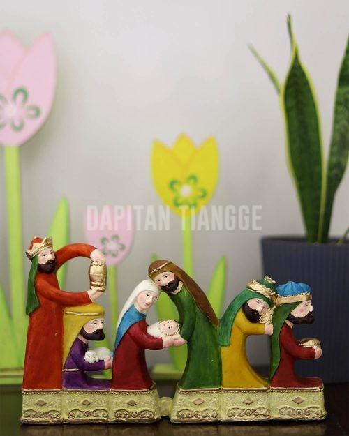 Dapitan Tiangge Peace Modern Nativity Set