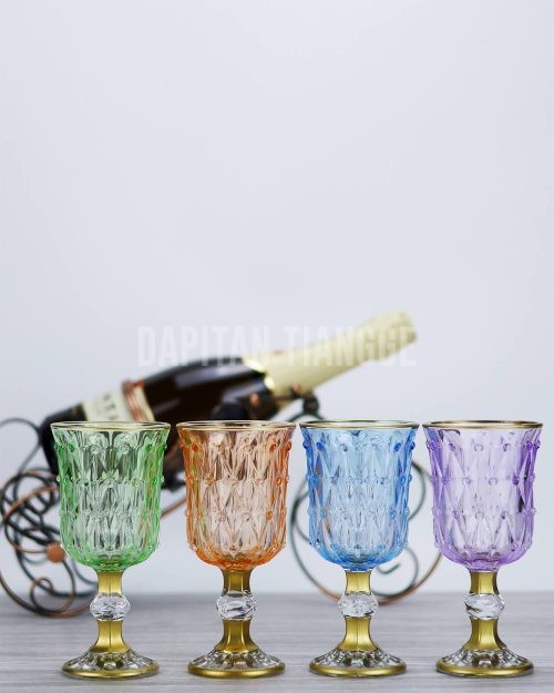 Dapitan Tiangge Royal Wine Goblet