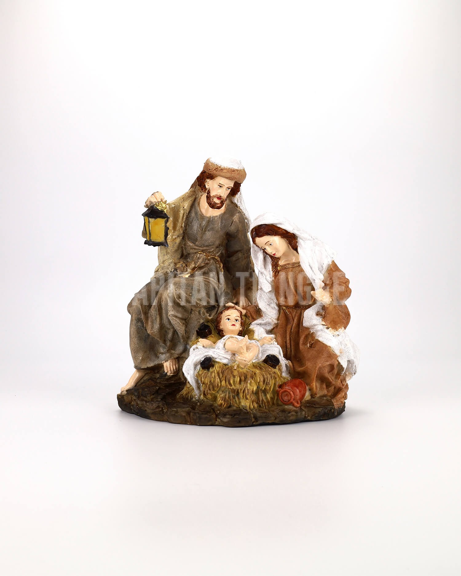 Dapitan Tiangge Rustic Vintage Like Holy Family Nativity Set