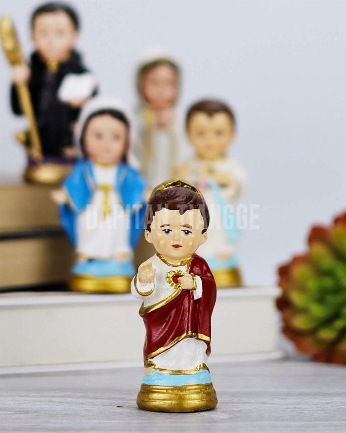 Dapitan Tiangge Sacred Heart of Jesus Chibi Home Decor