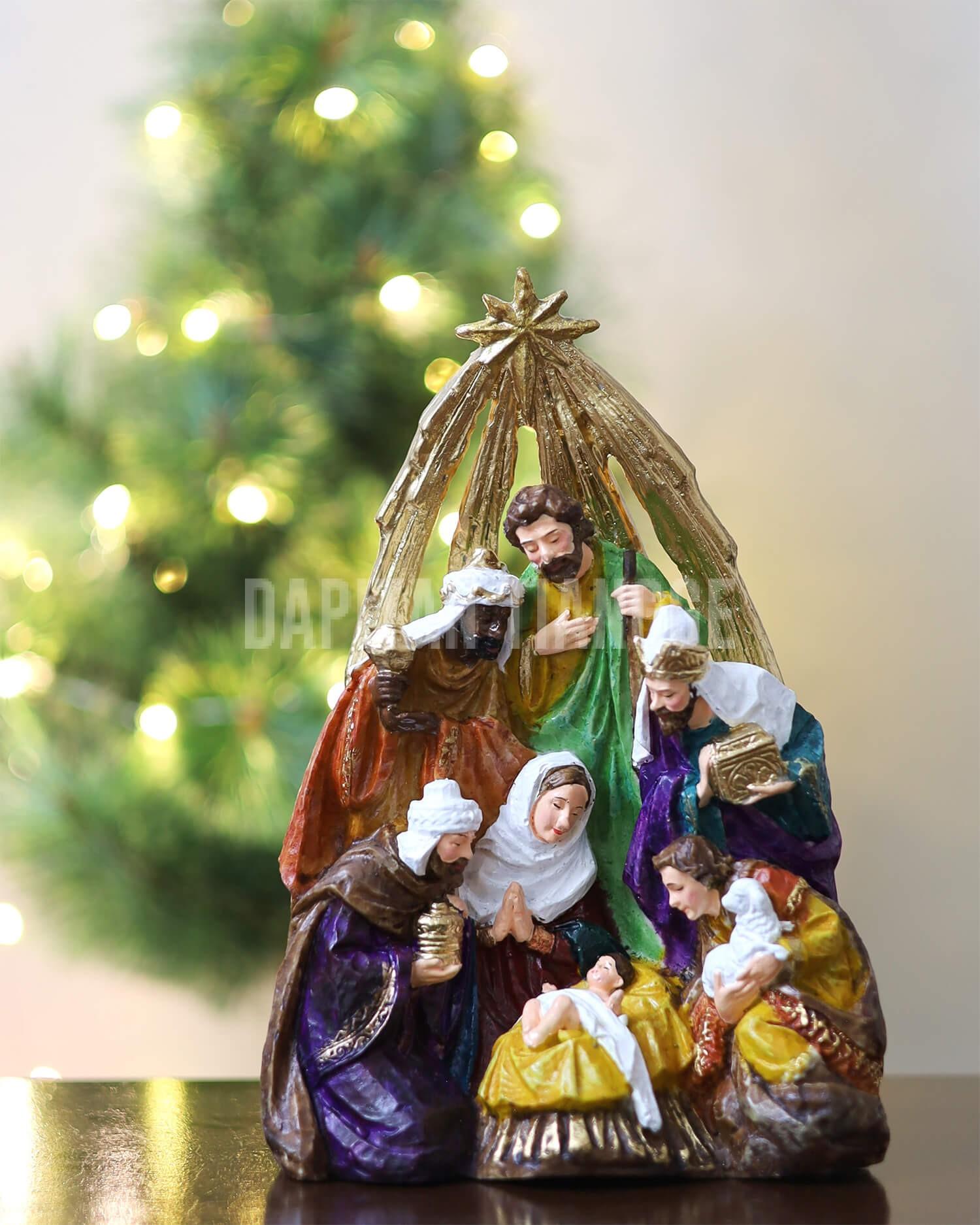 Dapitan Tiangge Stella Nativity Set