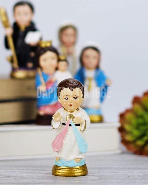 Dapitan Tiangge The Divine Mercy Chibi Home Decor
